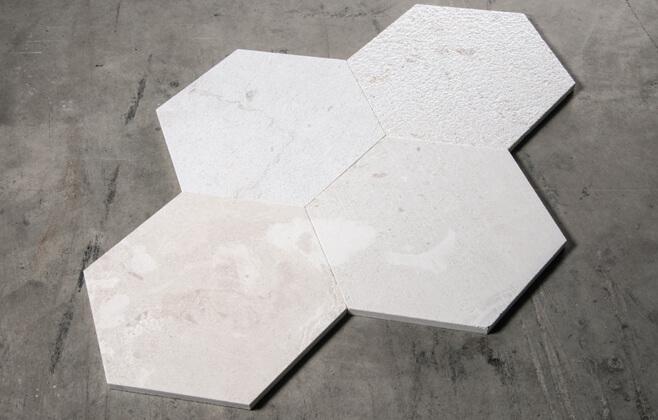 Artesia Origami 1 - Bianco Fiorito