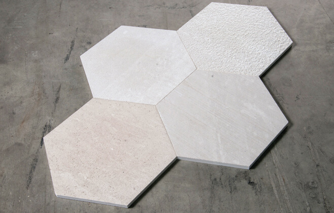 Artesia Origami 1 - Bianco Antico