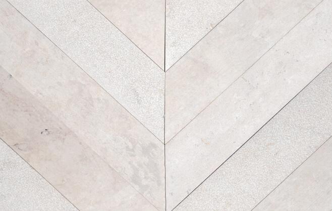 Artesia Chevron – Bianco Ducale
