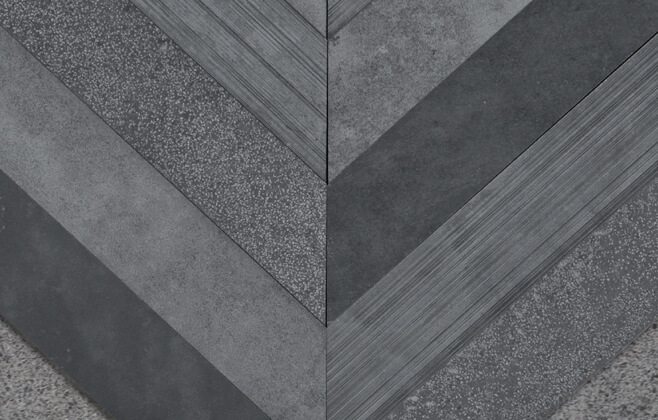 Artesia Chevron – Grafite