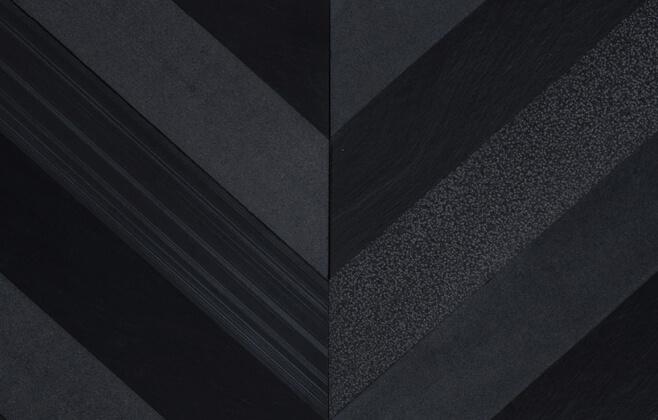 Artesia Chevron – Black