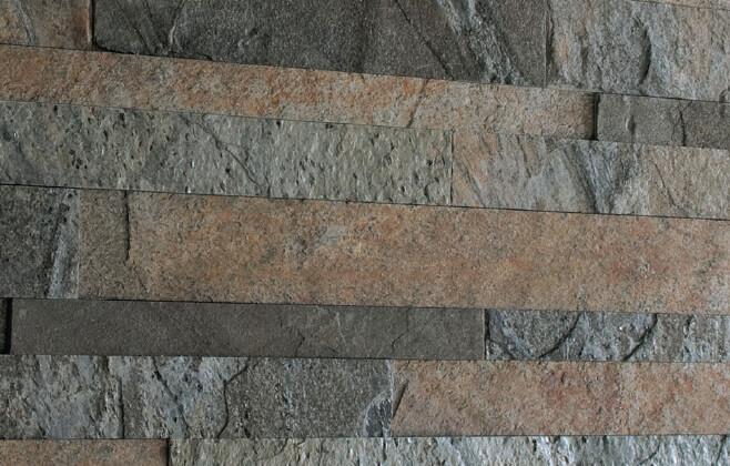 Artesia Murales® Stone – Golden Gray