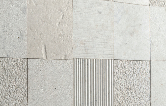 Artesia Pepitas – Bianco Ducale